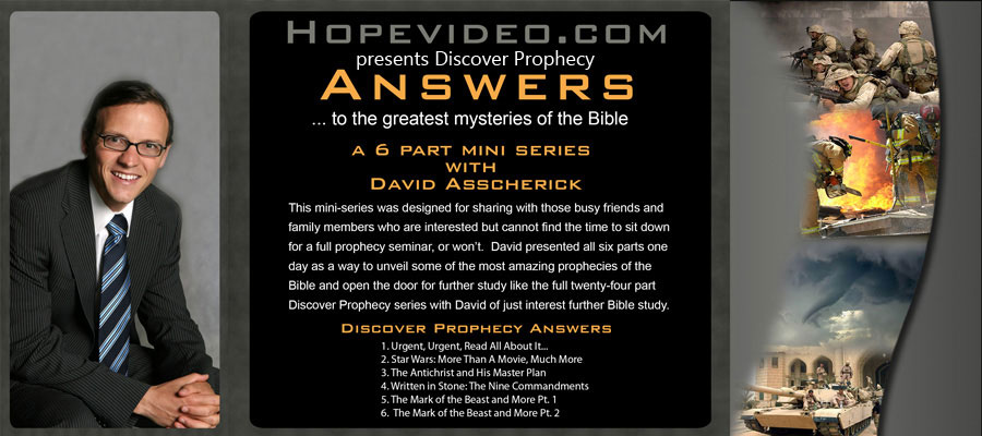 Discover Prophecy Answers