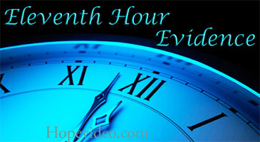 David Asscherick - Eleventh Hour Evidence